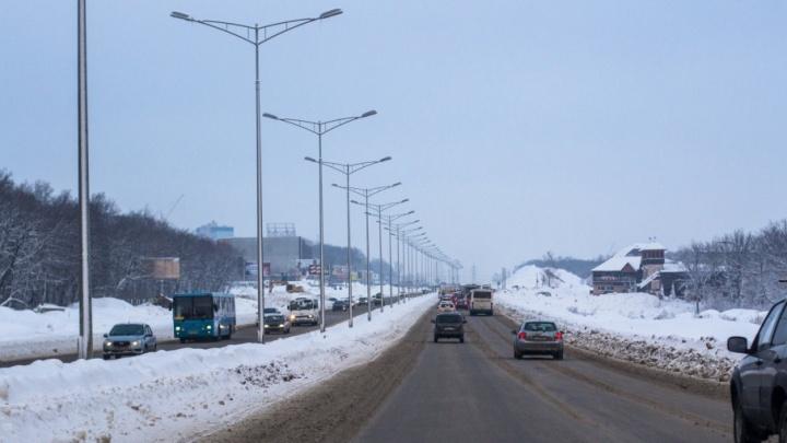 Подрядчика реконструкции Московского шоссе заподозрили в картельном сговоре