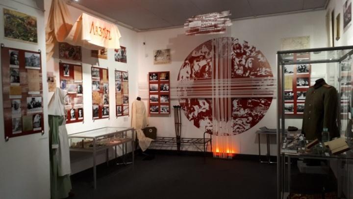 Сёстры милосердия и инструменты для ампутации: в Волгограде открылась выставка военной медицины