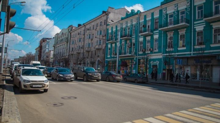 Центр города закроют для машин и автобусов во время тестового матча на «Ростов Арене»