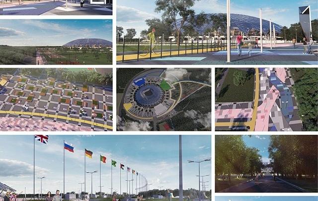 В Самаре на благоустройство стадиона «Самара Арена» потратят меньше денег, чем планировали