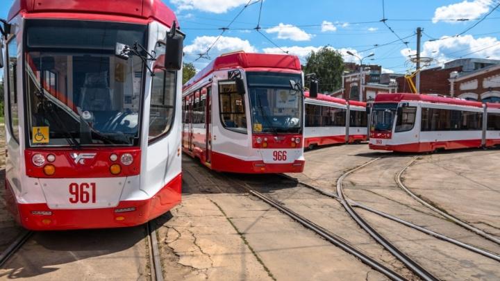 В строительство трамвайной линии до стадиона «Самара-Арена» вложат еще 26,3 млн рублей