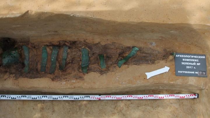 Мумии младенца и взрослого, найденные при раскопках в ЯНАО, привезут на исследование в Тюмень