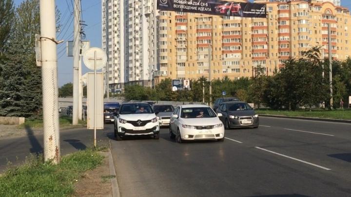 Парадокс улицы Кашириных: когда новая разметка хуже её отсутствия