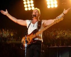 Стинг привезет в Екатеринбург раритетные гитары
