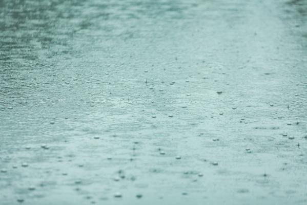 Грозу с дождем обещали и сегодня