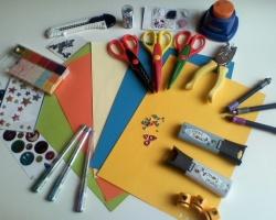 Мастер-класс в ТРЦ «Солнечный»: стилизованная открытка своими руками