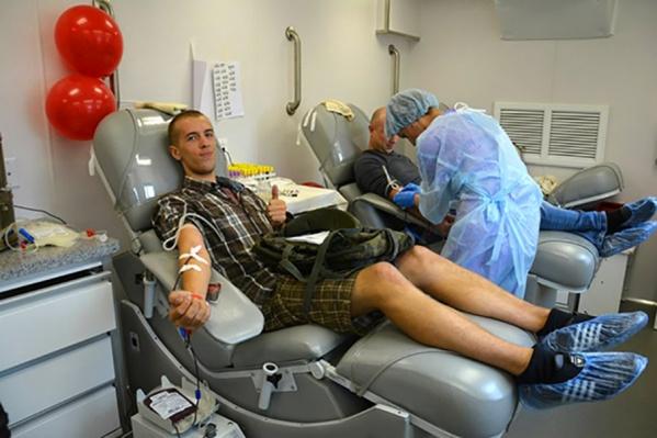 Онкогематологический центр остро нуждается в донорах