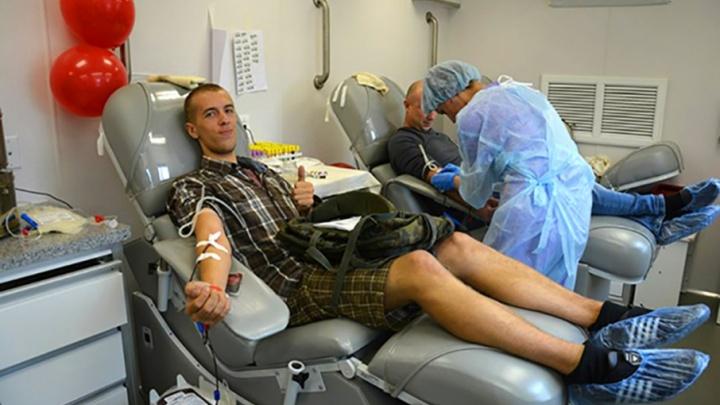 Ростовчан просят сдать кровь для спасения тяжелобольных детей