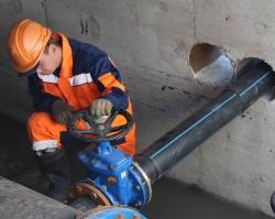 Водоканал запустил новый водовод на Батайск