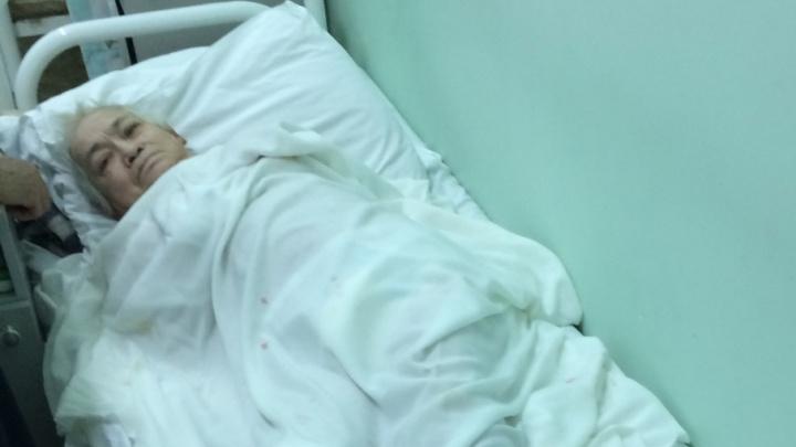 Женщина, которую якобы облили кипятком и бросили умирать на полу, крепко выпивала со своим сожителем