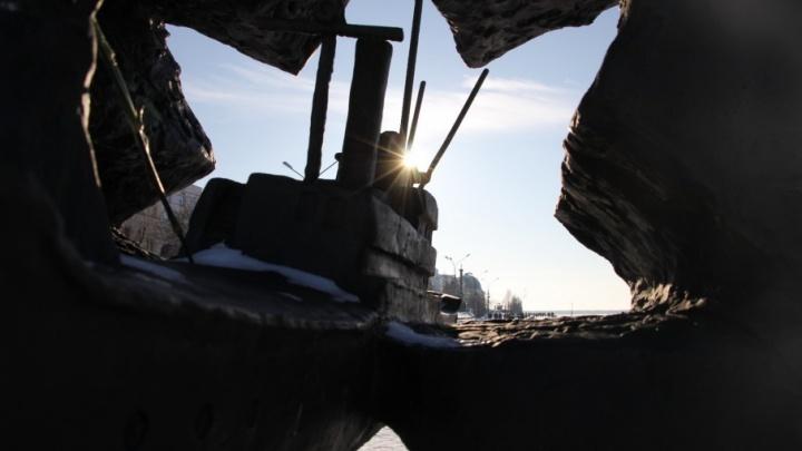 Читать, кататься, убираться: Архангельск готовится к весне