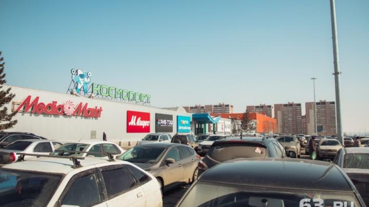 Прокуратура просит провести экспертизу эвакуационных путей в ТЦ «Космопорт»