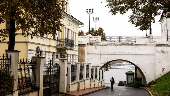 На Волжской набережной Ярославля построят шикарную гостиницу