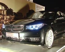 Новый BMW третьей серии «Гран Туризмо»: баварец по-итальянски