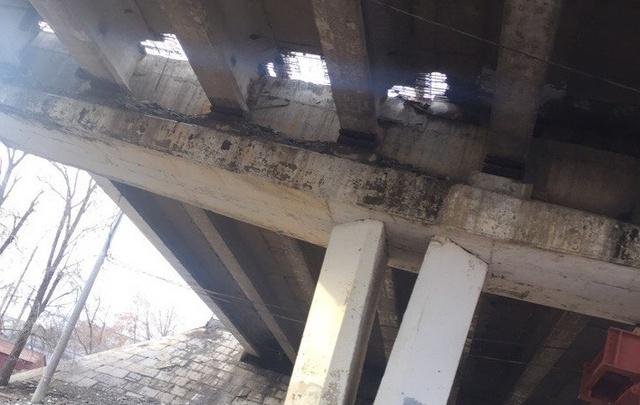 Южный мост стал дырявым