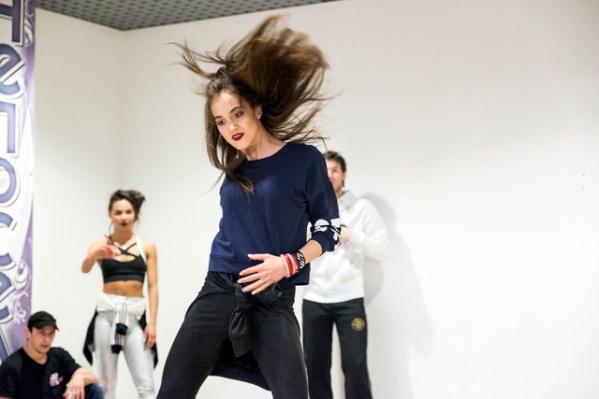 Пермские танцоры покажут номер, специально подготовленый для флешмоба