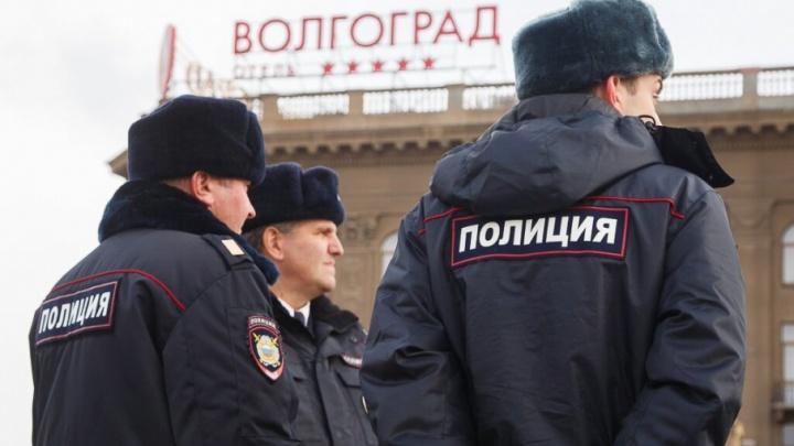 В центре Волгограда ликвидируют условных террористов