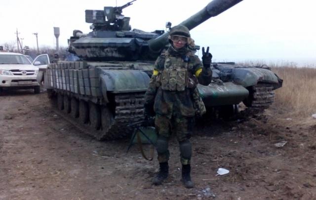 Самарца, который воюет в батальоне «Азов» на Украине, решили судить заочно