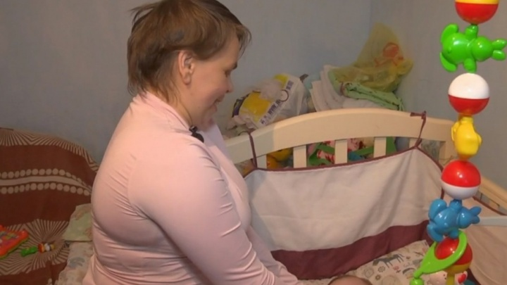 Уехала от мамы: как сложилась жизнь слепой тюменки с ребёнком, чью историю показали на Первом канале