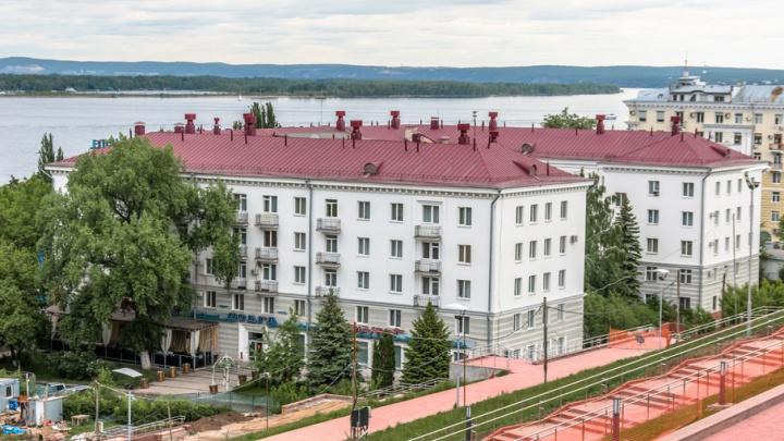 В Самаре не рекомендуется купаться на пляже от Ленинградской до Вилоновской