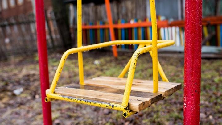 Житель Ярославля свел счеты с жизнью на детской площадке