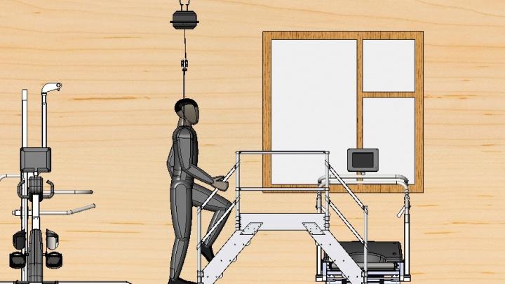 Тренажеры с системой виртуальной реальности: в Перми появится зал для реабилитации пациентов с травмами