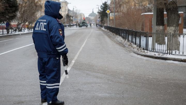 В Волгограде вновь перекроют центральные улицы города
