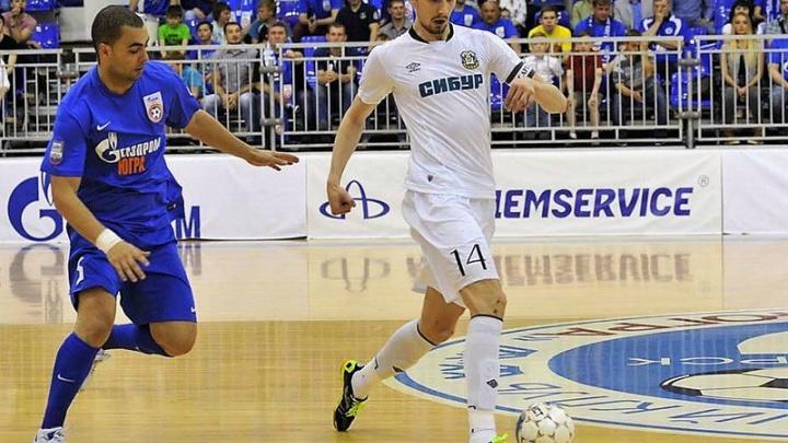 Югорчане по пенальти одолели «Тюмень» в четвертьфинале ЧР по мини-футболу