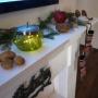Шерстяной уют для новогодней гостиной