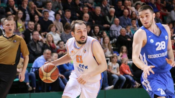 БК «Самара» обыграл «Новосибирск» в первом матче полуфинала плей-офф Суперлиги