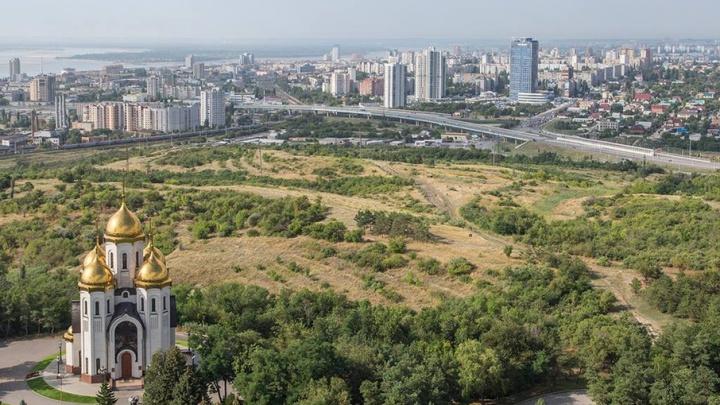 Волгоградские чиновники решили переделывать Мамаев курган без разрешения Москвы