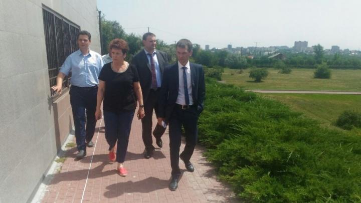 Ремонт мемориала в Змиевской балке завершится в начале августа