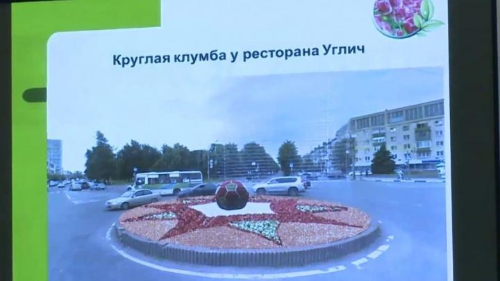 «Это позор»: мэр Ярославля расстроился из-за клумб и купающихся пьяных людей