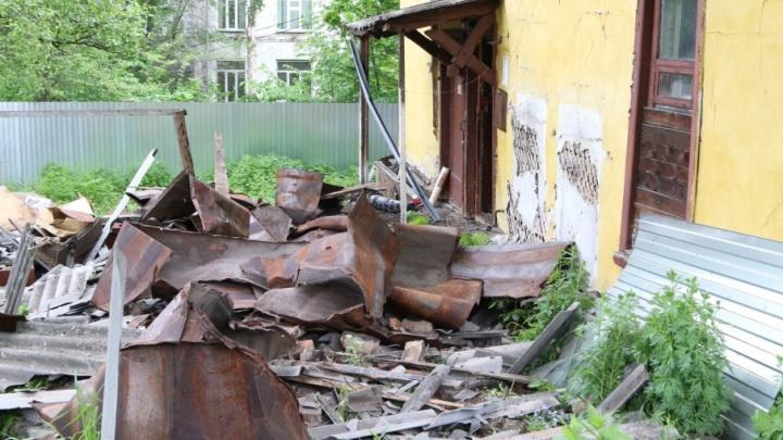В Архангельске строительная компания ответит за снос дома с живыми людьми