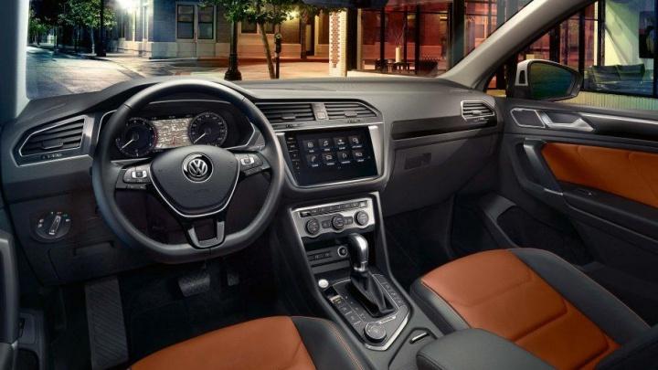 Выгода при покупке Volkswagen Tiguan 2017