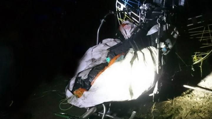 Отказал мотор: стали известны подробности гибели 67-летнего парапланериста под Самарой