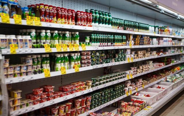 Тюменскую область включили в список регионов, которым из-за дальнобойщиков грозит дефицит продуктов