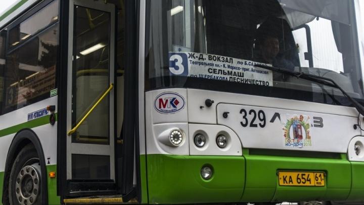 Мэрия: в Ростове повысится стоимость проезда в автобусах до 24 рублей с 1 октября