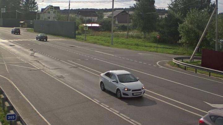 Участок трассы М-8 полностью перекроют: пути объезда