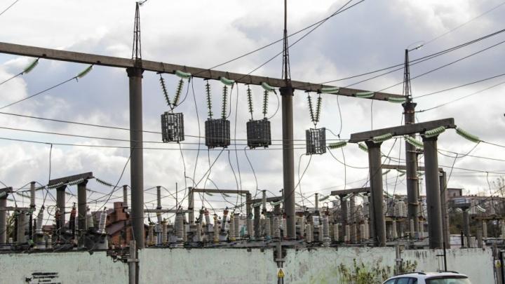 С понедельника в Ростове будут отключать свет