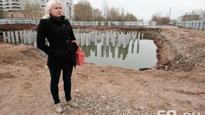 «Вложили всю пенсию по инвалидности»: пермская активистка Юлия Гельбич стала пайщицей долгостроя