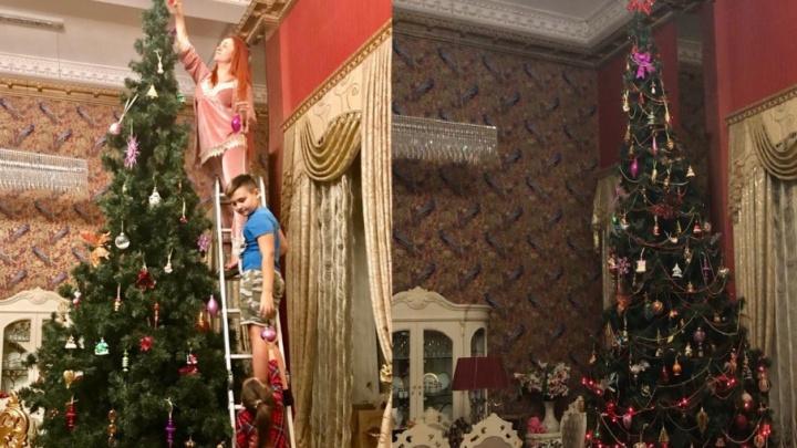 Покажи свою ёлку: собираем самые необычные новогодние деревья ярославцев