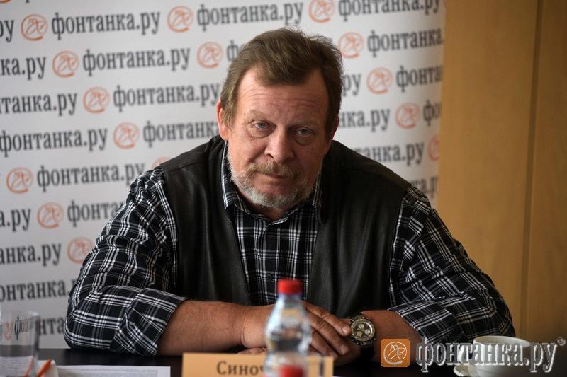 """Дмитрий Синочкин, шеф-редактор """"Недвижимость и строительство Петербурга"""""""