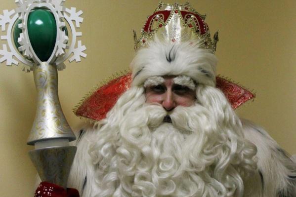 Главный Дед Мороз страны порадует волгоградскую ребятню