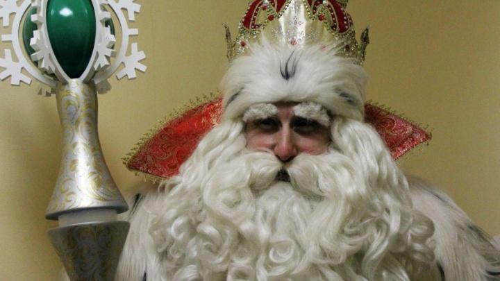 Дед Мороз по пути на главную елку в Москве сделает остановку в Волгограде