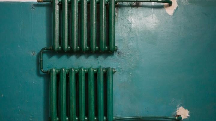 Жители девятиэтажки в Красноармейском районе примерзают к батареям