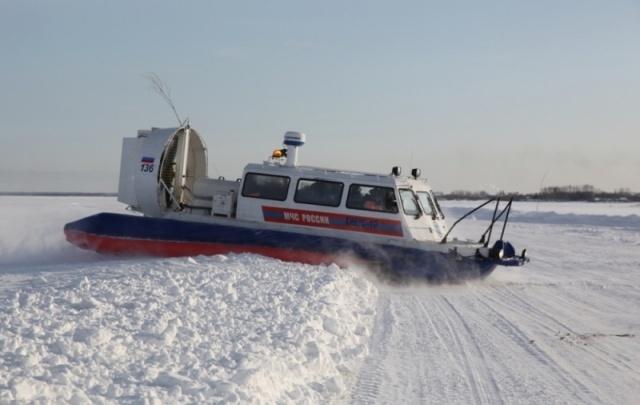 Архангельские спасатели нашли восьмерых потерявшихся рыбаков
