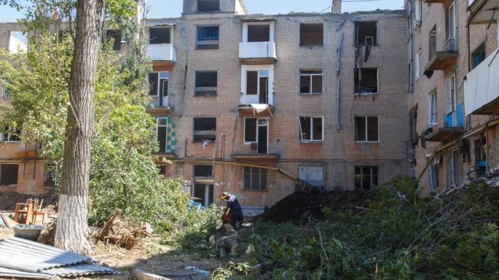 Суд нашел нарушения в деле о взрыве дома на проспекте Университетском