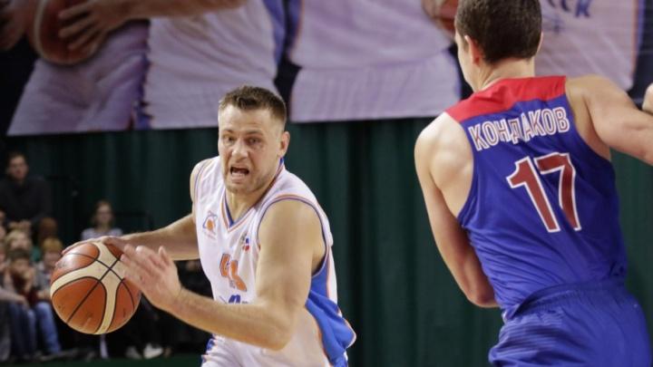 «Победу вырвали зубами»:  БК «Самара» провел напряженнейший матч с ЦСКА-2