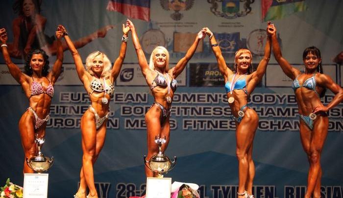 Тюменцев зовут на открытый турнир по бодибилдингу